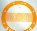 一款用在架子鼓上的乐器硅胶配件
