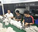 国庆长假后的第一天,全员支援硅胶保护套包装
