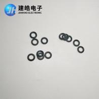 O型硅胶密封圈厂家定做,硅胶配件开模定制加工