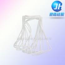 提供方形机械设备耐老化防水硅胶密封圈定制