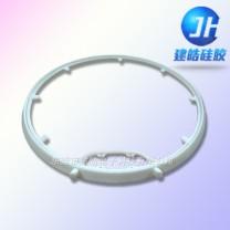 东莞硅胶制品厂定制仪器设备异性硅胶密封圈