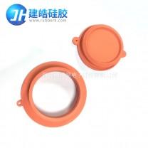 工业管道耐高温硅胶件开模定制