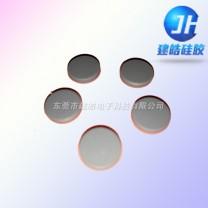 提供多种规格自粘式硅胶密封垫片定制