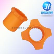厂家生产话筒专用防摔硅胶保护套-建皓