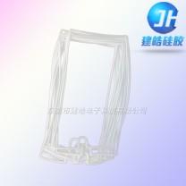 供应机械设备硅胶密封圈|异形密封件-建皓硅胶