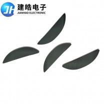 厂家定制硅胶脚垫  背3M胶自粘硅胶垫片开模定做加工