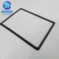 提供定制防漏恒温保温发饭盒硅胶密封圈