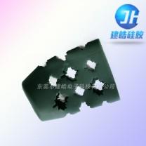 厂家生产导电硅胶片材/定制各种规格的导电硅胶