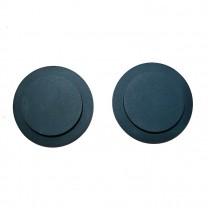 厂家提供防电磁屏蔽玻璃银导电硅胶垫 0.008欧姆导电硅胶垫