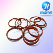 开模生产O型硅胶密封圈生产厂家