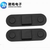 厂家生产硅胶心电贴 二次成型硅胶制品开模定做加工
