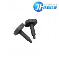 提供优质USB导电硅胶塞汽车医疗仪器导电硅胶塞开模定制生产