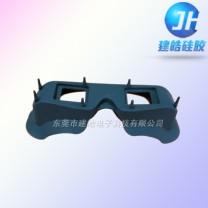 东莞硅胶制品厂定制VR3D眼镜硅胶配件/厂家定制VR硅胶眼罩