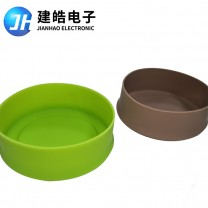 果汁杯硅胶杯垫 隔热环保硅胶底座开模加工定做