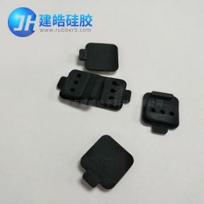 东莞硅胶加工厂承接防静电USB硅胶塞子定做